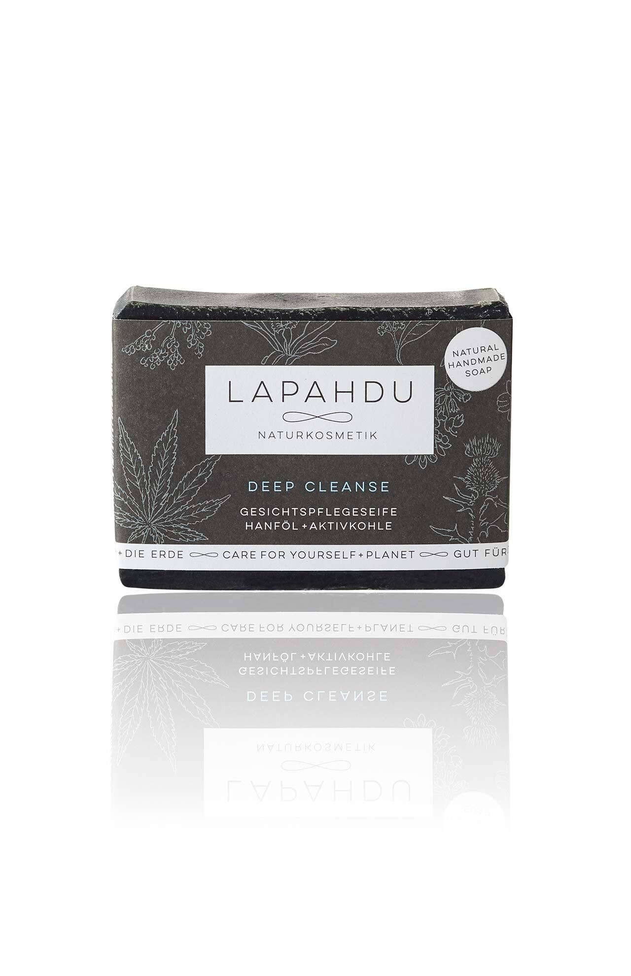 DEEP CLEANSE FACE CARE SOAP...