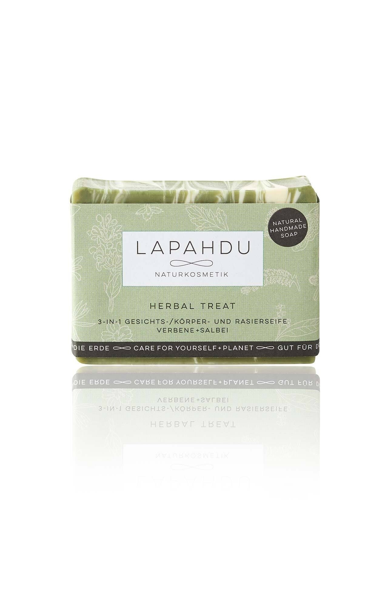 HERBAL TREAT SOAP | 100g